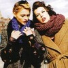 Архивная съёмка: Мила Йовович и Саша Пивоварова для Vogue, 2009