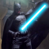 Видео: Бэтмен против Дарта Вейдера на Звезде Смерти