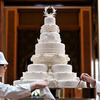 На аукцион выставят кусок торта со свадьбы Принца Уильяма и Кейт