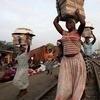Рыночные девушки из Ганы
