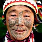 Татухи и наколки. Ч 3. Национальные меньшинства Китая