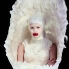 Модели-монстры с Недели Моды в Париже