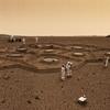 Марсианскую колонию могут построить роботы