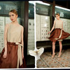 Lookbook SS'12 Vera Olshvang для Bacstage showroom