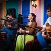 Живые выступление в ресторане O!CUBA (14-19 февраля 2012)