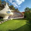 Shell House: дом-моллюск в Мексике