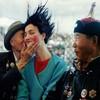 Съёмка: Тим Уокер для британского Vogue