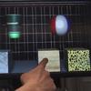 Роботизированный тачскрин отвечает на прикосновения