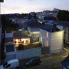 Огород на крыше дома от MU Architects