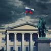 Ю Несбё делает сериал об оккупации Норвегии Россией