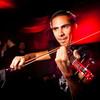 Диджей-скрипач Roberto Mermand в ресторане partybar Мантра