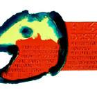 Красная рыбка итальянского дизайна Fish Design