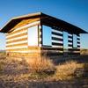 В калифорнийской пустыне появился «прозрачный» дом