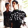 Съёмка: Хана Бен Абдесслем и Валерия Келава для Vogue