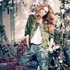 Показана полная кампания H&M Conscious с Ванессой Паради