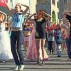 Танцевальный флешмоб в Киеве