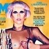 Леди Гага снялась для NME