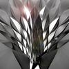 Инсталляция Захи Хадид для архитектурной биеннале