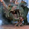 Огнедышащий робот-дракон занесен в Книгу рекордов Гиннесса