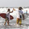 Результаты российских соревнований по серфингу Surf Jam Bali 2012