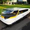 Создан первый в мире семейный автомобиль на солнечных батареях