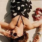 Milla Jovovich для Vogue UK