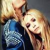 Mary-Kate & Ashley Olsen for UK Elle April 2012