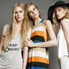 Лукбук: Cheap Monday SS 2012