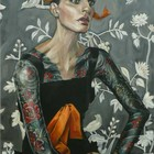 Belinda Eaton. Живые портреты