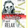 17 апреля. Metalthrash. Начало в 18.00. клуб relax