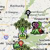 Зомби апокалипсис на Google картах