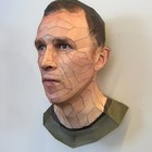 Скульптура-оригами
