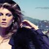 Съемка: Анджела Линдвалл для французского Elle
