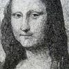 Мона Лиза из котиков или искусство по-японски