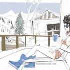 Иллюстратор Жаклин Биссет