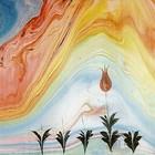 Эбру: рисунки на воде