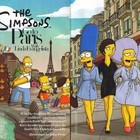Симпсоны едут в Париж с Линдой Евангелистой