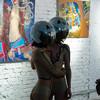 HIDDEN WORLD виртуальная выставка Ярославы Клепиковой