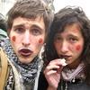 Los Huerfanos Putos Crios: Арт-террор в нью-йоркском метро