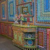 """""""Дом мечты"""", сделанный из 70000 лотерейных билетов"""