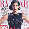 Обложки: Elle и Harper's Bazaar