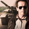 Шварценеггер устроит благотворительный погром на танке
