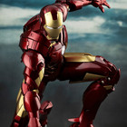 Железный Человек в броне Марк IV