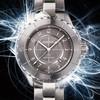 New Grey: часы Chanel J12