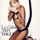 Pin-up календарь на 2009 год, Vogue (Франция)