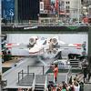 В Нью-Йорке представили полноразмерную модель истребителя из Lego Star Wars