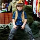 Детские луки. Подрастающее поколение модников