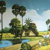 Кхмерский художник Vann Nath