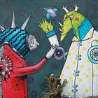 Стас Каневский: граффити во плоти