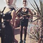 Марокканские каникулы(Vogue Paris'10)